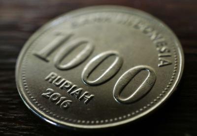 Rupiah Dibuka Lesu di Rp14.717 USD