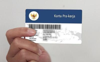1 Tahun Jokowi-Ma'ruf Amin, 5,6 Juta Orang Nikmati Kartu Prakerja