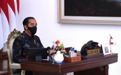 Ongkos Penanganan Covid-19 Rp695,2 Triliun di 1 Tahun Jokowi-Ma'ruf