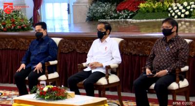 Geber Pembangunan Infrastruktur di Tengah Corona ala Jokowi-Ma'ruf
