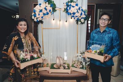Regina Ivanova Bocorkan Tanggal Pernikahan