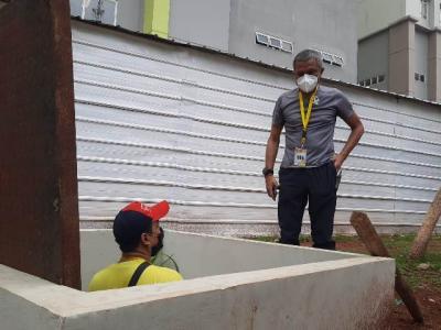 Mayjen TNI Tugas: Semua Pegawai RSD Wisma Atlet Wajib Test Swab