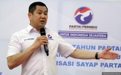 HUT ke-56 Partai Golkar, Hary Tanoe: Bersama Bangun Indonesia Sejahtera