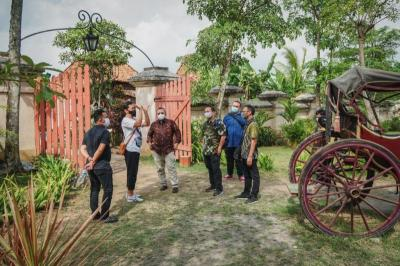 Desa Wisata Jadi Lokasi Shooting Hanung Bramantyo