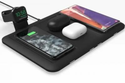 Teknologi Wireless Charger Ini Bisa Isi Daya 5 Perangkat Sekaligus