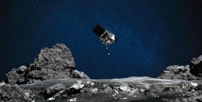 Pesawat OSIRIS-REx NASA Berhasil Mendarat di Asteroid Bennu