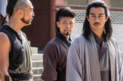 Perdana Diputar, Film Joe Taslim The Swordsman Jadi Pembuka KIFF 2020