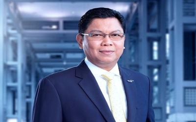Resmi, Darmawan Junaidi Jadi Dirut Bank Mandiri