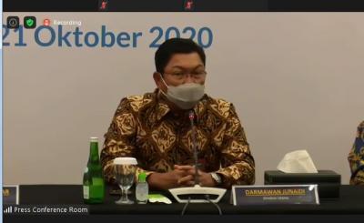 Alasan Darmawan Junaidi Jadi Direktur Utama Bank Mandiri
