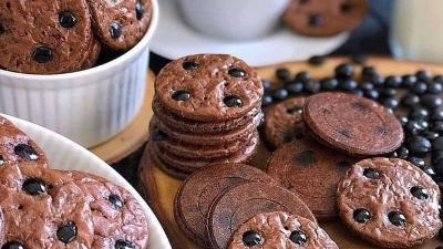 Lezatnya Hidangan Crunchy Brownies Cookies, Ini Cara Bikinnya