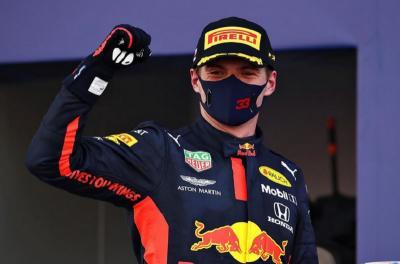 Tatap F1 GP Portugal 2020, Verstappen: Trek Baru yang Luar Biasa!
