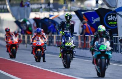 Jadwal MotoGP Teruel 2020, Marc Marquez Masih Belum Tampil