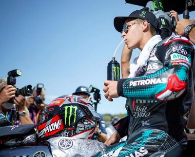 Quartararo Punya Misi Balas Dendam di MotoGP Teruel 2020