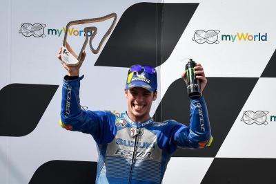 Pimpin Klasemen MotoGP 2020, Mir Ogah Sesumbar soal Gelar Juara