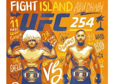 Jelang Hadapi Khabib, UFC Ingatkan Betapa Ngerinya Pukulan Gaethje
