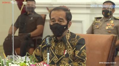 Libur Panjang, Presiden Jokowi: Jangan Sampai Terjadi Kenaikan Kasus Covid-19