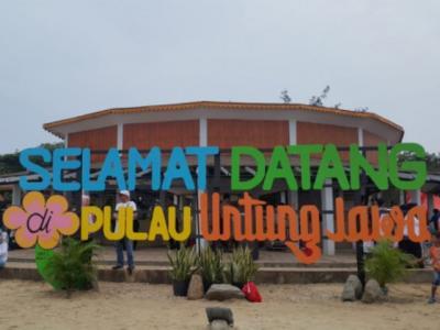 Bertamasya ke Pulau Untung Jawa
