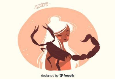 Scorpio, Tunggu dan Biarkan Semua Berkembang dengan Sendirinya