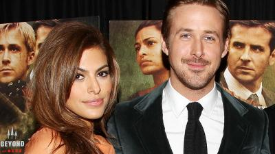 Curhat Eva Mendes Mendidik Anak Bersama Ryan Gosling Selama Pandemi