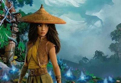 Intip Trailer Raya and the Last Dragon