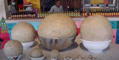 Main ke Yogyakarta, Coba Deh Bakso Hits Berukuran 50 Kg