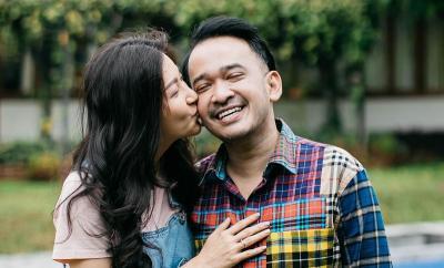 Pandemi, Ruben Onsu Rayakan Ultah Pernikahan Secara Sederhana