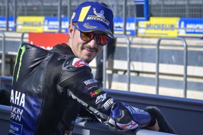 Jelang MotoGP Teruel 2020, Vinales Sudah Tahu Apa yang Harus Dibenahi