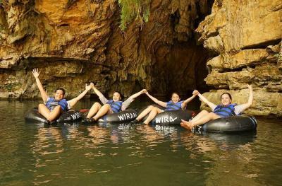 Kembali Dibuka, Destinasi Wisata Goa Pindul Terapkan Transaksi Nontunai