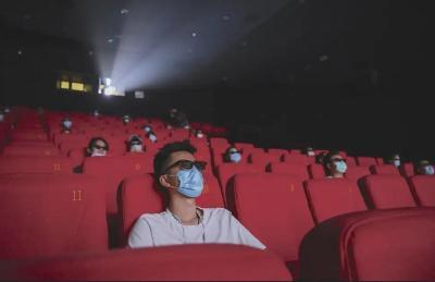 Bioskop Buka Lagi, Jangan Lupa Patuhi Protokol Kesehatan saat Menonton!