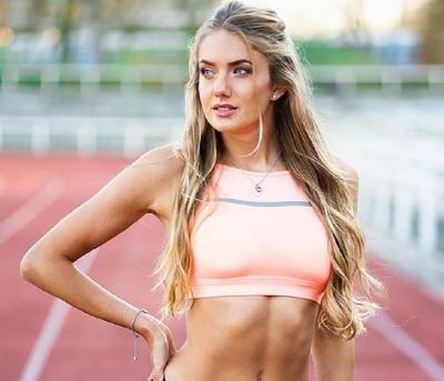 5 Atlet Cantik yang Kerap Curi Perhatian Kaum Adam