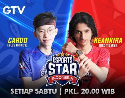 Esports Star Indonesia Belum Usai, 2 Kontestan Sudah Dilirik CEO RRQ!