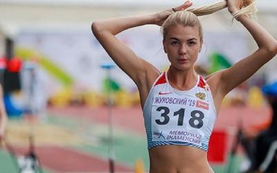 Intip Potret Menawan Valentina Kosolapova saat Beraksi di Lapangan