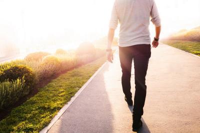 Ingin Turunkan Berat Badan? Lakukan 15.000 Langkah dalam Sehari