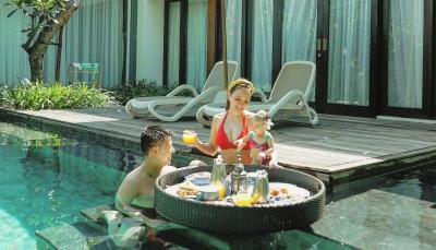 Staycation Mewah ala Shandy Aulia di Bali, Ngapain Aja Sih?