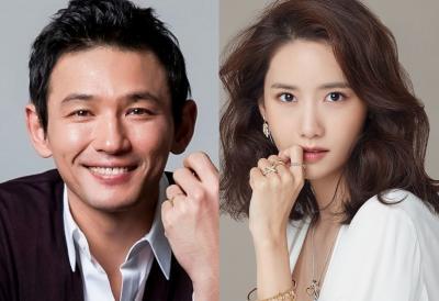 YoonA SNSD dan Hwang Jung Min Jalani Pembacaan Skenario Perdana Drama Hush
