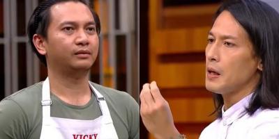 Masakan India Vicky Dilepeh Chef Juna, Kenapa?