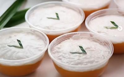 Mau Coba Makanan Berbeda, Bikin Coconut Pumpkin Dessert Yuk