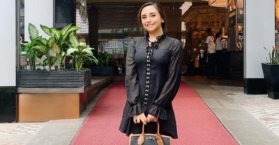 Salmafina Murka Pacarnya Disebut Ingin Saingi Taqy Malik
