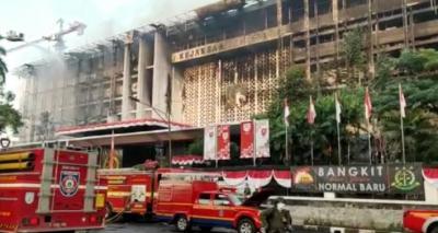 Begini Nasib Cleaning Service Tajir Dalam Kasus Kebakaran Kejagung