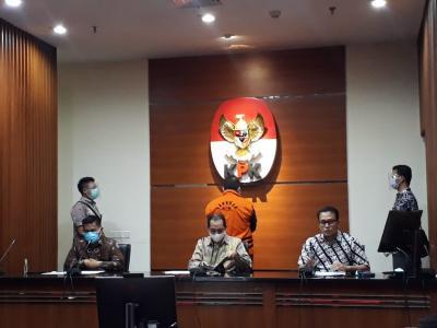 KPK Jebloskan Wali Kota Tasikmalaya Budi Budiman ke Penjara