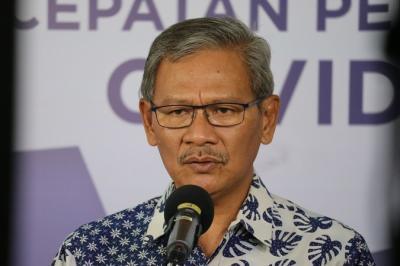 Menkes Copot Achmad Yurianto sebagai Dirjen P2P