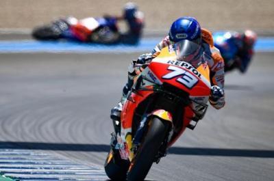 Alex Marquez Akui Tertekan Jadi Tumpuan Honda di MotoGP 2020