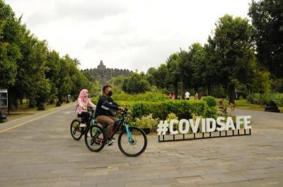Angela Tanoesoedibjo: Dana Hibah Pariwisata Rp3,3 Triliun Jamin Pariwisata Indonesia Aman Covid-19