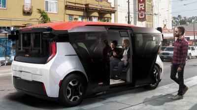 GM Ajukan Izin Operasional Mobil Tanpa Pedal dan Setir