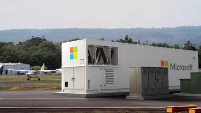 Microsoft Buat Pusat Data Berbentuk Kontainer untuk Area Terpencil