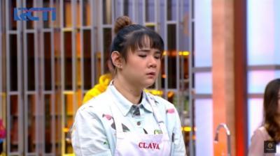 Clava Menang Duplicate Dish Papeda Ikan Kuah Kuning MasterChef Indonesia