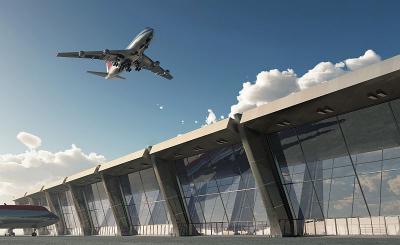 Layangan Nyangkut di Pesawat, Dirjen Hubud Tegaskan Bandara Harus Steril Aktivitas Warga