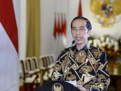 Pandemi Covid-19, Presiden Jokowi Yakini Ekonomi Indonesia Akan Pulih Kembali