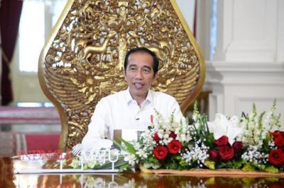 Pandemi Covid-19, Presiden Jokowi: Bukan Hambatan Lakukan Reformasi Struktural