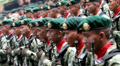 Cerita Prajurit TNI Patungan Dadakan Demi Pengobatan Bayi